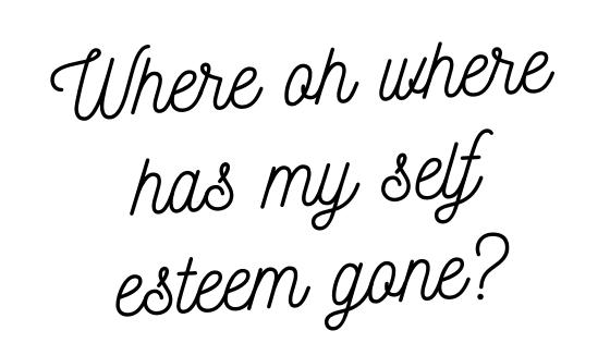 MIA. My SelfEsteem.